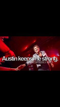 @austinmahone u really do there is so much that u do u have kept me from cutting from killing myself at least with u I dont feel like im the only homeschooler on this earth  u have no idea how much unhelp my life thank u so much:)