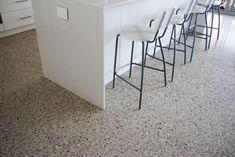 polished concrete kitchen floor - Google Search