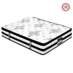 Giselle Euro Top Mattress Queen Size Pamper you and your partner with Giselle Bedding's Premier Series Euro Top mattress that will give you a soothing sleep night after night. Pay over time with Afterpay, Oxipay, Zip, zipMoney or zipPay. Euro Top Mattress, Best Mattress, Foam Mattress, Comfort Mattress, Queen Mattress, Queen Size Bedding, Vacuum Packaging, King Sheets, King Beds