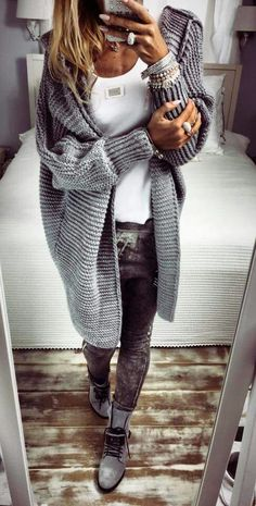 Best Outfits For Work Winter outfits fall fashion 2019 & winter outfits 2019 & fall outfits 2019 & The post Winter outfits fall fashion 2019 Winter Fashion Outfits, Look Fashion, Autumn Winter Fashion, Fall Outfits, Casual Outfits, Womens Fashion, Fashion Trends, Fashion Ideas, Trending Fashion
