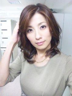 Aki Nakada. 中田有紀