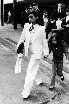 Bianca Jagger in 1979