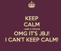 Lol... Don't know who jbj the pic is talking about but those are my husbands initials so hell yay I'll put this in my home!!!