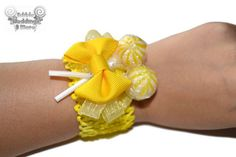 Ramillete de caramelo amarillo amarillo Lollipop por EdibleWeddings, $9.99