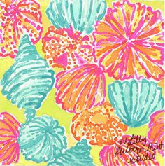 Oh, SHELLo there. #lilly5x5