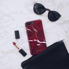 Beautiful and stylsih BURGA red marble texture iphone 7 plus phone case |red iphone red marble phone case | BURGA iconic red product red iphone phone case #red #productred #rediphone #redmarble #redmarblephonecase #marblephonecase #burga #myburga #flatlay #flatlayinspiration #flatlayidea