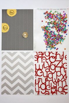 2012 December Daily: Foundation Pages - Jess Be Happy