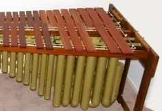 Plans to Make or build a Professional Five Octave Concert Marimba