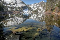 Leon Turnbull Photography - Northern Sierra Nevada Gallery; California pictures for sale; buy photos; scenic landscapes; fine art prints; na...