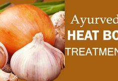 Ayurvedic Heat Boil Treatments
