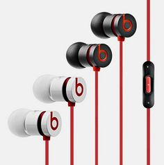 urBeats Beats By Dre Authentic Earbuds In-Line Remote Mic ControlTalk Headphones - Headphones