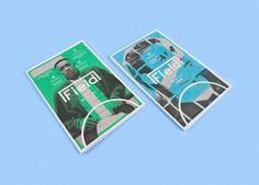 Field Magazine by Well Made Studio , via Behance