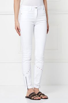 Next Embroidered Jeans