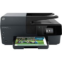 HP Officejet 6815e All in One Printer tech spec