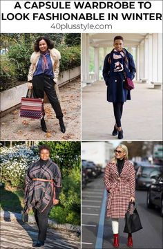 10 easy tips to turn around a less-than-inspiring winter wardrobe into the best winter outfits for women that are stylish and functional for winter days. Winter Day, Winter Wardrobe, Capsule Wardrobe, Winter Outfits, That Look, Clothes For Women, Stylish, How To Wear, Fall