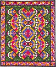 I love this border panel idea from Maggie Ball  http://www.dragonflyquilts.com/gallery-detail.php?cat=4&ID=8
