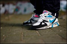 Jay Beez Nike Air Structure Triax 91 540x359