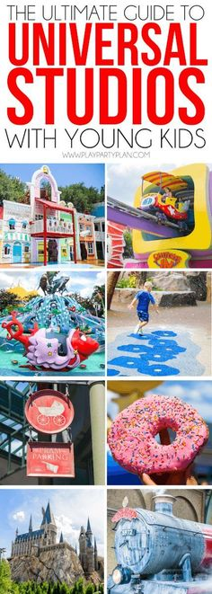 The Ultimate Guide to Visiting Universal Studios Orlando with Young Kids - Tips, hacks, and secrets for visiting Islands of Adventure & Universal Studios Orlando with kids! Orlando Travel, Orlando Vacation, Orlando Resorts, Cruise Vacation, Orlando Deals, Orlando Disney, Vacation Spots, Universal Orlando, Universal Hollywood