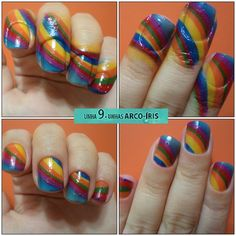 That is one badass watermarble! O_O  from carol czizek