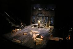 Whipping Man. Cleveland Play House. Scenic design by Robert Mark Morgan.