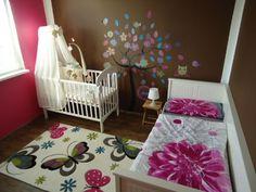 Pokojíček připraven pro naše první miminko