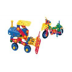 Dia da Criança - 1 de junho Classictoys Blocos Escavadora - Brinquedos - Construções - Presentes.pt