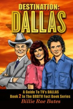 "Destination: Dallas: A guide to TV's ""Dallas"" (Brbtv Fact Book) by Billie Rae Bates http://www.amazon.com/dp/1419678280/ref=cm_sw_r_pi_dp_R61Hvb1PEHRPC"