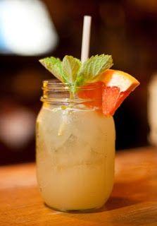 jam jar cocktail