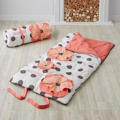 Garden Party Sleeping  Bag