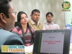 Mr. Prakash Arya, AVP-MARCOM sharing his views on 'Communication & Basics of Etiquettes'