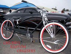 Nice car AND nice bike