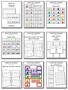 Education to the Core: Getting Your Classroom Ready! Get started on a your classroom set-up for next year! $
