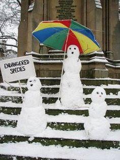 Stop Global warming!