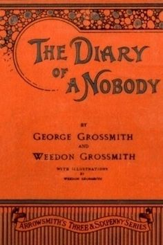 The Diary of a Nobody by George Grossmith - free #EPUB or #Kindle download from epubBooks.com