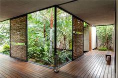 Galeria - Casa Itzimná / Reyes Rios + Larraín Arquitectos - 2