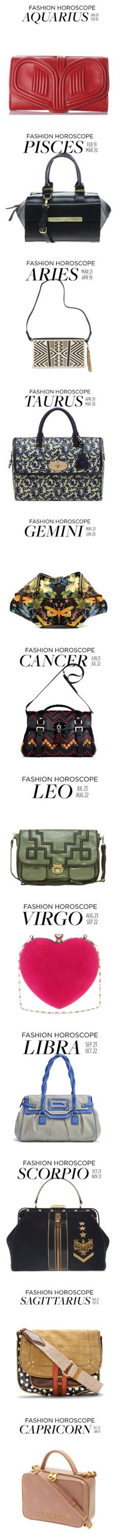 """Your February Fashion Horoscopes"" by polyvore-editorial ❤ liked on Polyvore"