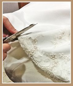 Angel Gowns... Donate your wedding dress to make angel gowns for the little ones that never make it home. Touch someones heart!