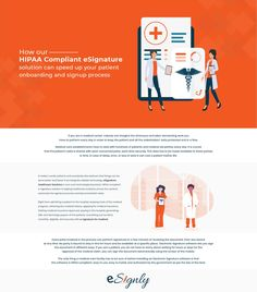In today's world, patients and everybody else believes that things can be done better and faster if we integrate reliable technology. eSignature Healthcare Solutions is one such technological product. E Signature, Effective Time Management, Medical Prescription, Medical Center, Health Care, Technology, Tech, Tecnologia, Health