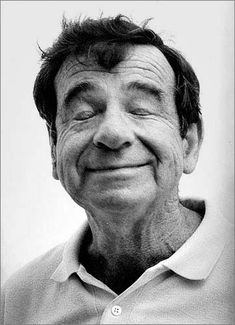 Walter Matthau. Something about his face  makes me think of my dad. Love it!