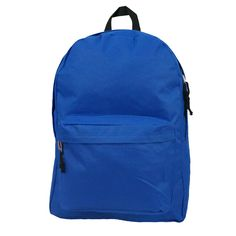 c7a67aef848 Case Lot 36pc Classic Bookbag Basic Backpack Simple School Book Bag Casual  Student Daily Daypack 18