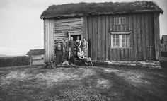 Norwegian farm - Old times Old Farm, World Best Photos, Lodges, Farms, Norway, Trail, Farmhouse, Times, Country