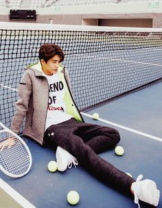 Park Hyung Sik for Ceci magazine