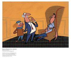modern retro cartoon style - Google Search