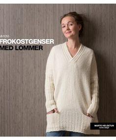Nedlastbare Oppskrifter - Nettbutikk - Design by Marte Helgetun Knitting Designs, Pullover, My Style, Sweaters, Accessories, Fashion, Knitting Projects, Moda, Fashion Styles