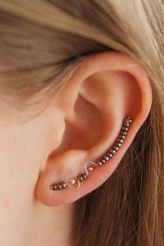 e-elise etc: DIY Ear Pins/Ear Sweeps (Part 2)