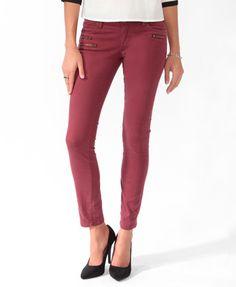 Life In Progress™ Slim Fit Jeans | FOREVER 21 - 2011408613
