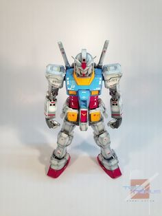 MG RX-78-2 Ver 3.0 Modeled by PrimaryMH [TeamNexus]   Gundam Kits Collection News and Reviews
