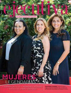 Ejecutiva Magazine Portada