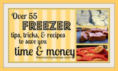 Yes, You Can Freeze That! Over 55 tips, tricks, & recipes!