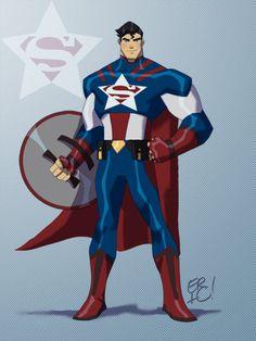 Eric Guzman - Captain Krypton